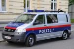 BP-80184 - Volkswagen Transporter T5 GP - Kontrollstellenfahrzeug