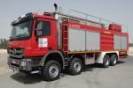 Abu Dhabi - Borouge Fire & Rescue Service - MAFT