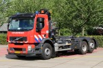 Utrecht - Brandweer - WLF-Kran - 09-4482