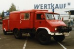 Deutsche Bundespost - Katastrophenschutz - Frankfurt (a.D.)