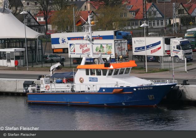 Polizei Rostock - Warnow