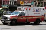 FDNY - EMS - Ambulance 340 - RTW