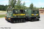 Bollnäs - Räddningstjänsten Södra Hälsingland - Bandvagn - 2 26-3055