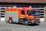 Gränna - Räddningstjänsten Jönköping - Släck-/Räddningsbil - 2 43-1310