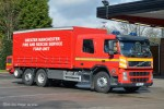Sale - Greater Manchester Fire and Rescue Service - BFU