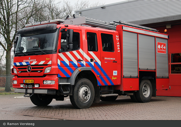 Bladel - Brandweer - HLF - 22-1541