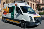Málaga - Empresa Pública de Emergencias Sanitarias - NAW - SVA - E-185