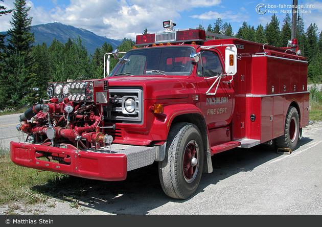 Nicholson - Fire Department - Engine 2