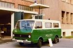 H-3038 - VW LT 31 - Stereomesswagen (a.D.)