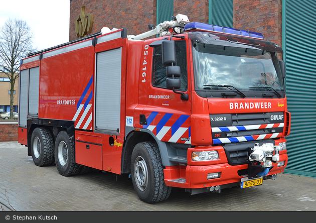 Enschede - Brandweer - STLF - 05-4161