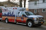 FDNY - Queens - Ceremonial Unit - Ambulance - RTW
