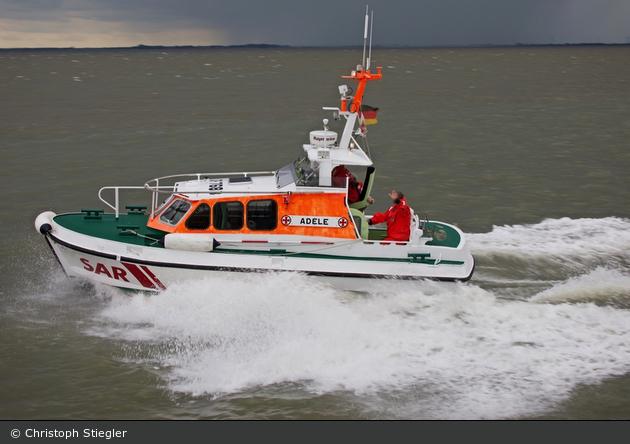 Seenotkreuzer VORMANN STEFFENS - Tochterboot Adele (a.D.)