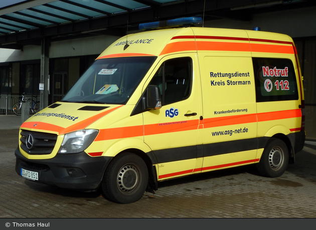 Ambulanz Stormarn 97/85-01 (a.D.)