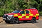 Wymondham - Norfolk Fire and Rescue Service - TRV