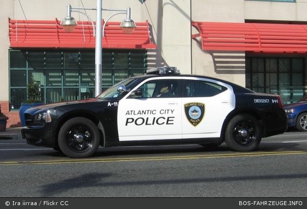 Atlantic City - Police - FuStW