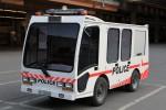 Zermatt – Gemeindepolizei – Patrouillenwagen