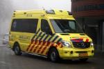 Arnhem - Regionale Ambulancevoorziening Gelderland-Midden - RTW - 07-114