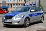 Augustów - Policja - FuStW - M423