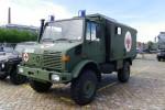 MB Unimog - KrKW - Wilhelmshaven