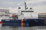 Zollboot Helgoland - Cuxhaven