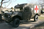Fort Hood - US Army - Ambulance (a.D.)