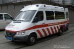 Amsterdam - Rode Kruis - MTW - 3530