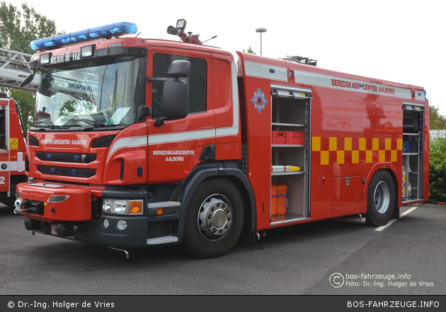 Aalborg - Brandvæsen - GTLF