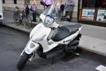 NYPD - Manhattan - Patrol Borough Manhattan South - Scooter 2303