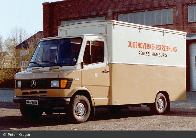 HH-3667 - MB 308 - Verkehrserziehung (a.D.)