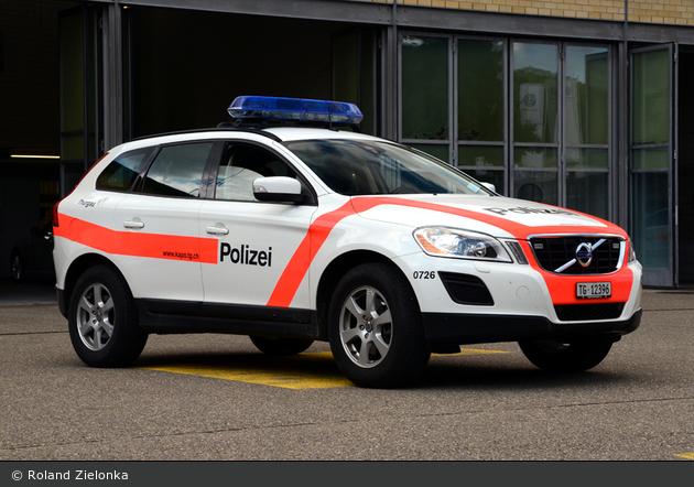 Frauenfeld - KaPo Thurgau - Patrouillenwagen - 0726