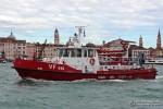 Venezia - Vigili del Fuoco - Löschboot - VF449