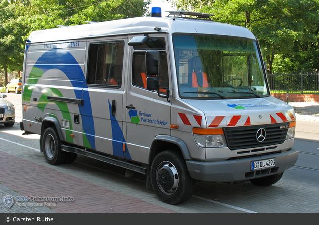 Berliner Wasserbetriebe B-DL 4393