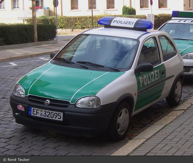 Einsatzfahrzeug Ef 32095 Opel Corsa B Fustw A D Bos Fahrzeuge Einsatzfahrzeuge Und