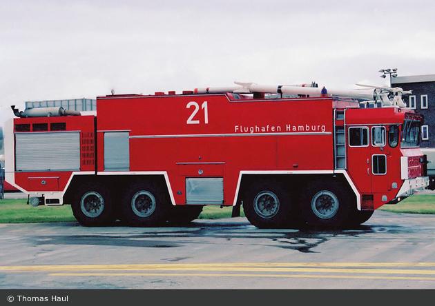 Florian Hamburg Flughafen 21 (a.D.) (HH-UZ 763)