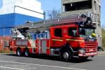 Edinburgh - Lothian & Borders Fire and Rescue Service - TM - 503