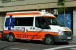 Barcelona - Servi Ambulance - KTW - 250