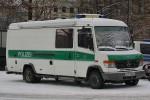 Dresden - MB Vario 614 D - Mobile Wache