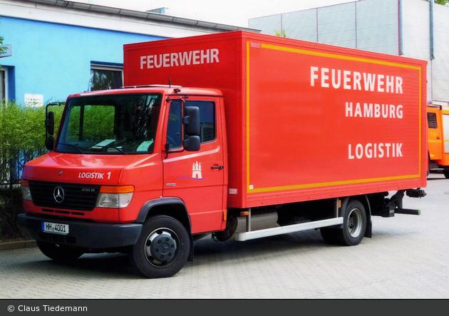 Einsatzfahrzeug: Florian Hamburg 03 GW-Logistik (HH-4001
