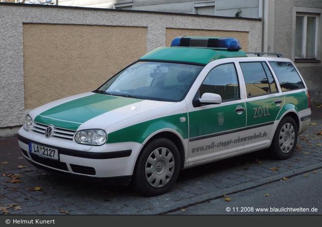 BY - Landshut - VW Golf Variant
