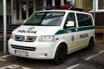 Svidník - Polícia - VUKw