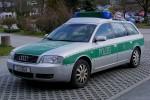 Chemnitz - Audi A6 Avant - FuStW