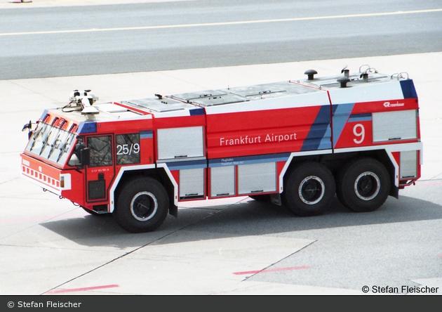 Florian Frankfurt-Flughafen 85/26-03 (Reserve)