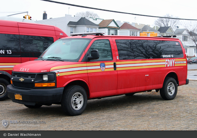 FDNY - Queens - Division 13 - MTW