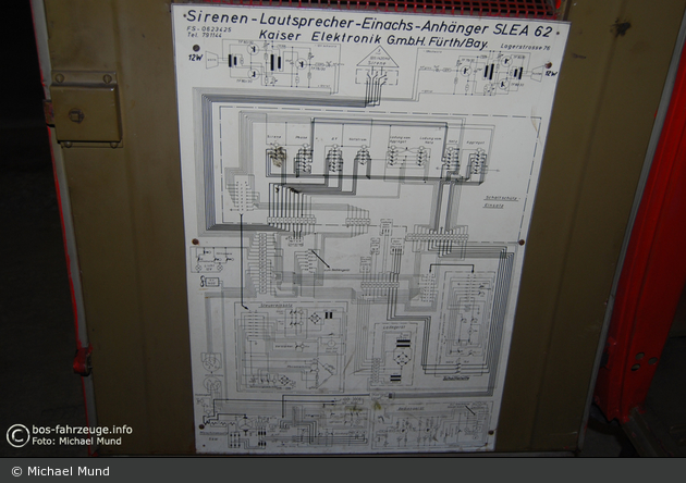 Einsatzfahrzeug: Florian Celle 10/Sirenenanhänger - BOS-Fahrzeuge ...