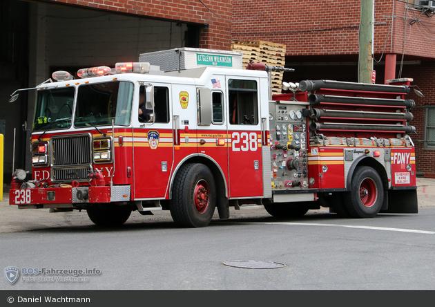 FDNY - Brooklyn - Engine 238 - TLF