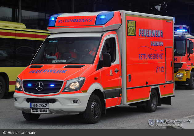 Florian Hamburg RTW (HH-2842)