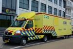 Roosendaal - Regionale Ambulancevoorziening Brabant Midden-West-Noord - Mobile Behandlungsstation - 20-409