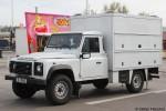 B-7893 - Land Rover Defender 130 - SpezKW TdScann
