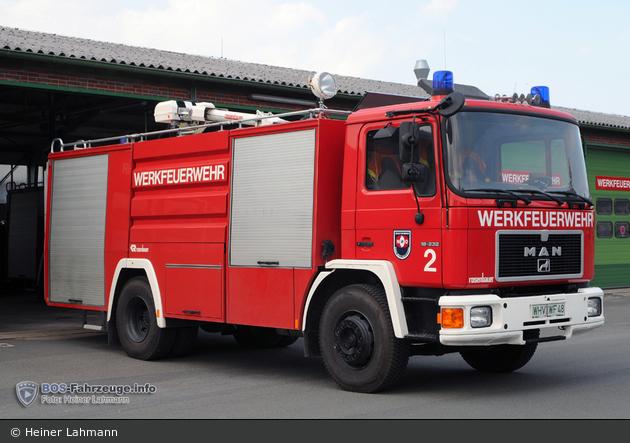 WF Nord-West Oelleitung GmbH - SLF (NWO 02)