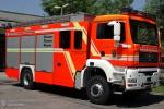Santiago de Chile - Cuerpo de Bomberos - HLF - RX-15
